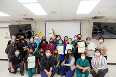 """""""With the growing demand for CNAs in Guam, the program is meant to help fill vacancies."""
