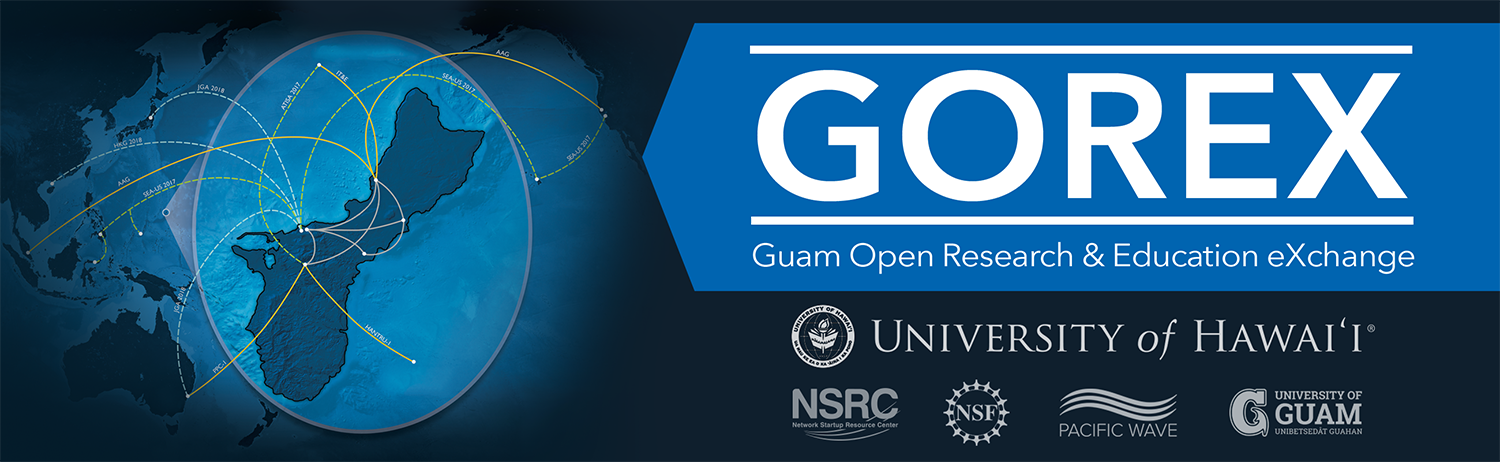 Guam Open Research & Education Exchange