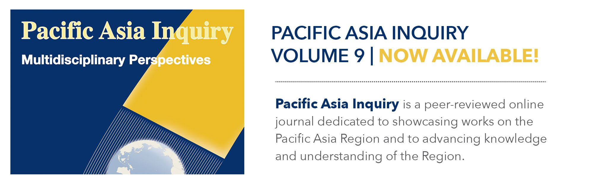 Pacific Asia Inquiry