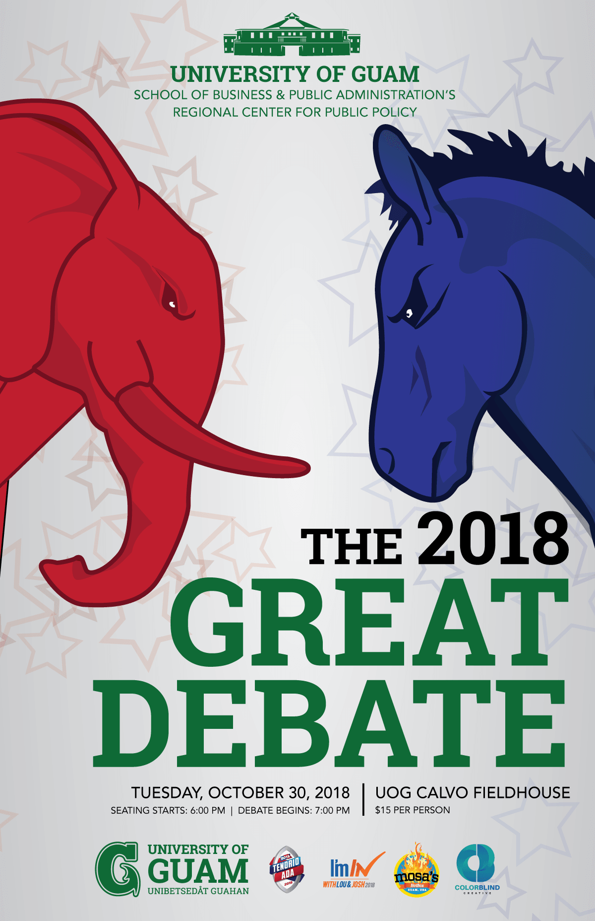 The Great Debate Banner