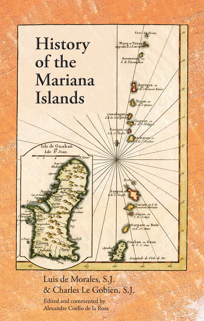 History of the Mariana Islands Cover