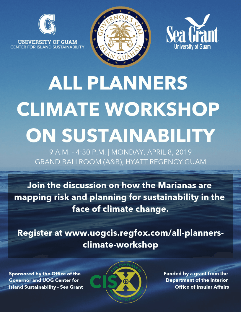 All Planners Climate Workshop on Sustainability