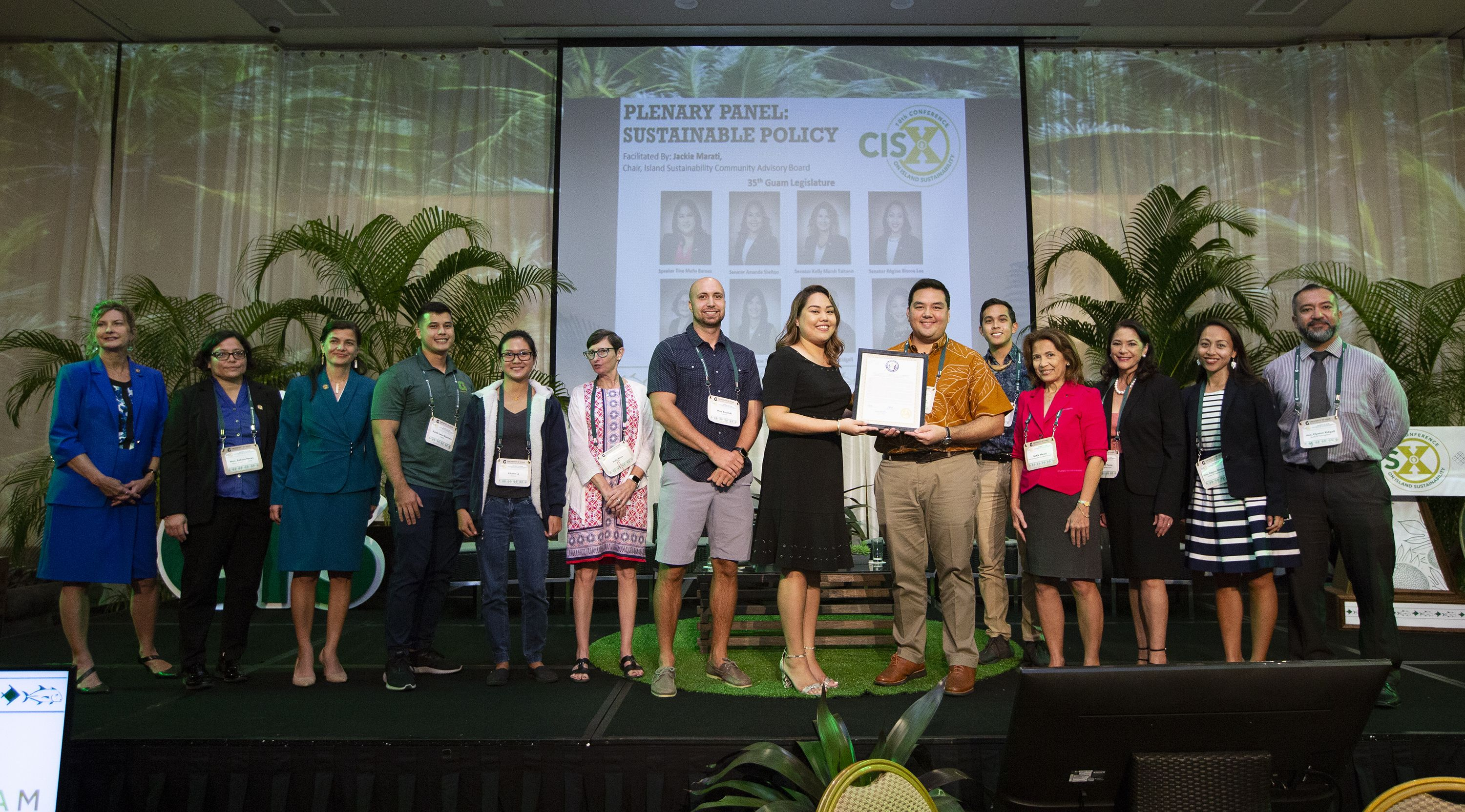 CIS Conference 10-year anniversary