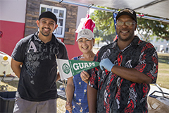 Come one, come all to discover and celebrate what makes UOG great! This free all-day event is open to the public with opening ceremonies at 9 a.m. in the Center Courtyard and activities throughout the day until 5 p.m.
